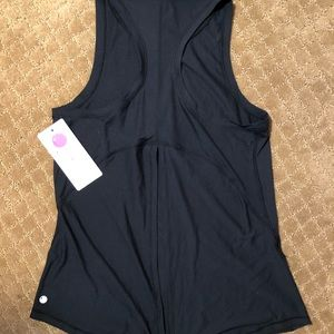 6bdc4913df Yogalicious Tops - Yogalicious High Neck Tank Top with Tie Back